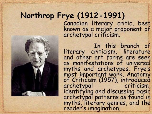 archetypal criticism essay