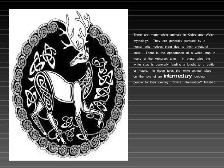 Meaning of White Animals in Mythology Slide 3