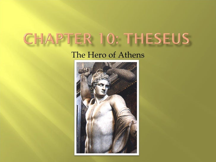 The Hero of Athens