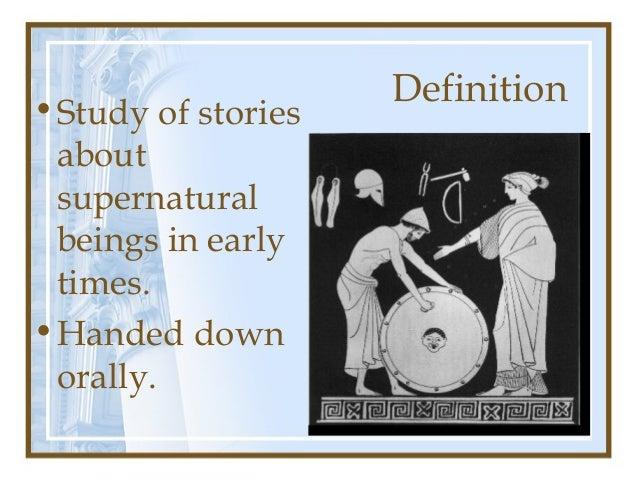 Gods And Heroes: An Introduction To Greek Mythology