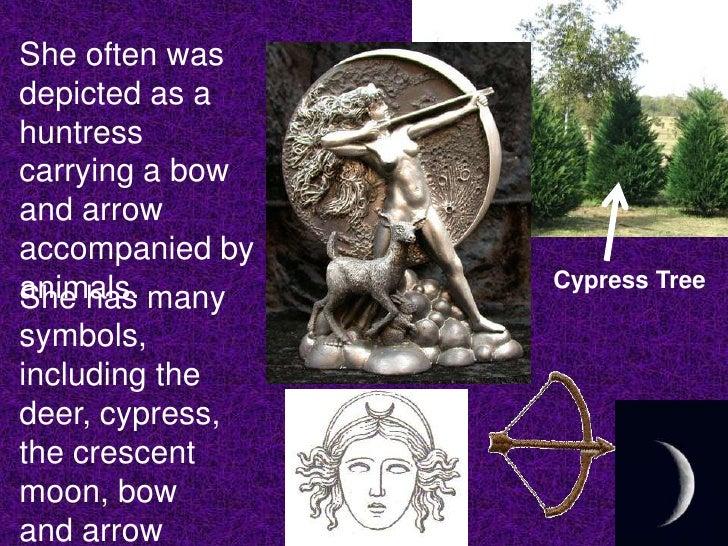 Mythology Lesson 10 Diana Artemis