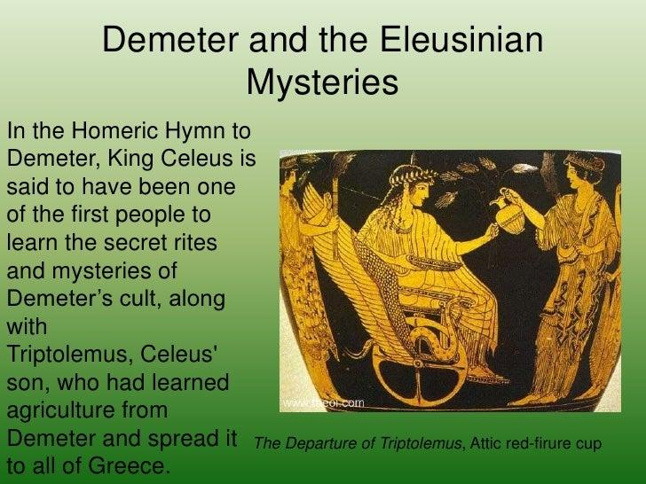 homeric hymn to demeter pdf