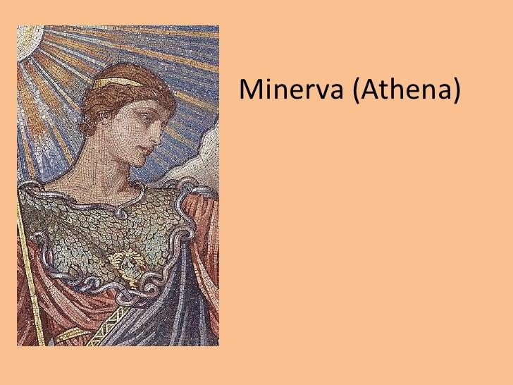Minerva (Athena)<br />