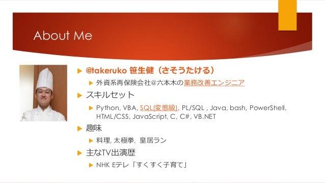 GYOMUハッカーであるために努力している3つのこと Slide 2