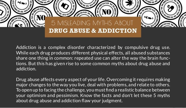 Addiction is a complex disorder characterized by compulsive drug use. While each drug produces different physical effects,...