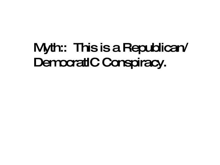 Myths& Facts Slide 2