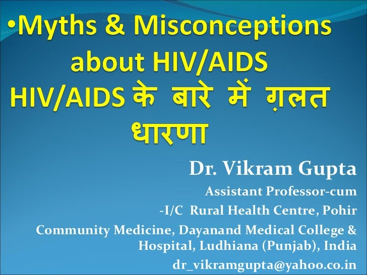 Dr. Vikram Gupta                        Assistant Professor-cum                -I/C Rural Health Centre, PohirCommunity Me...