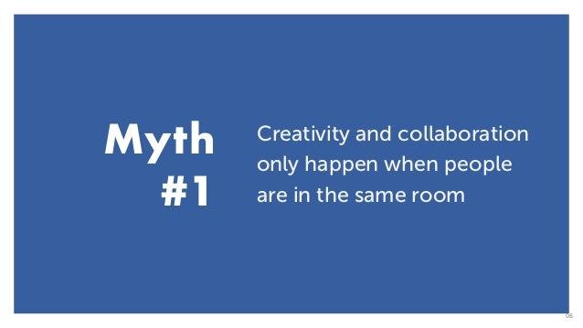 Myths of remote work Slide 2