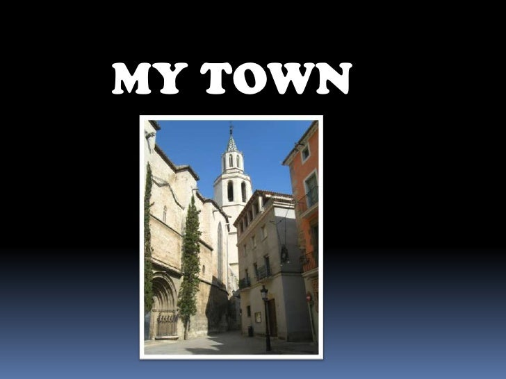 MY TOWN<br />