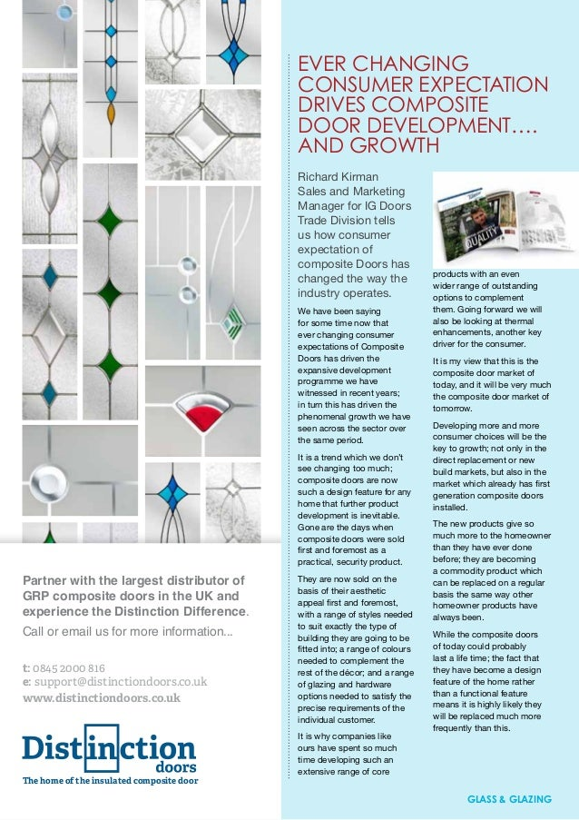 MyTradeTV Glazing Digital Magazine November 2014