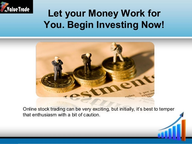 What is online share trading system