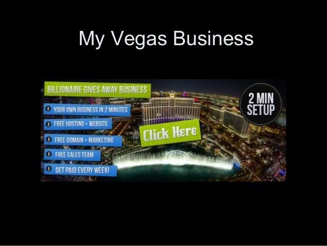 My Vegas Business