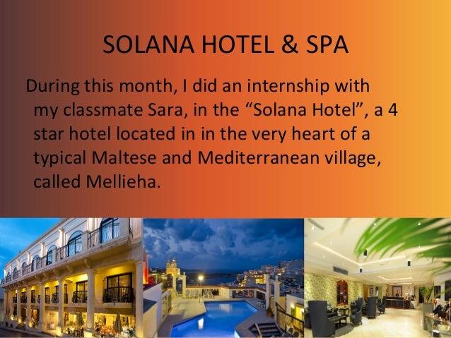 Solana Hotel Spa Hotel App