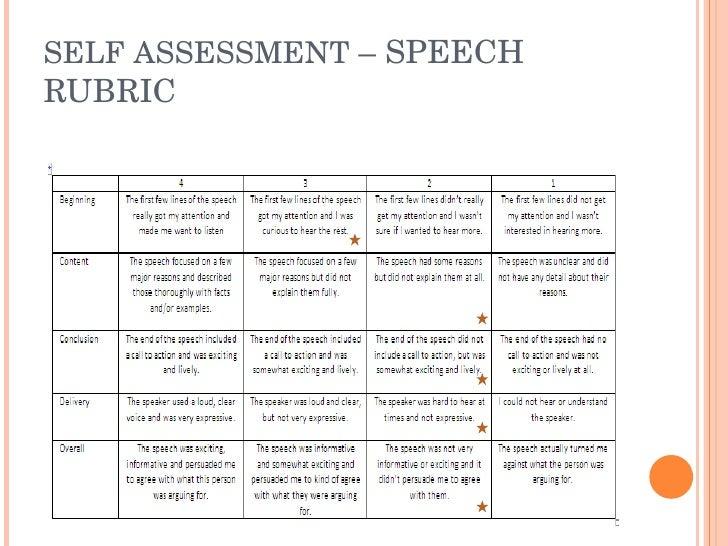 Write my self assessment
