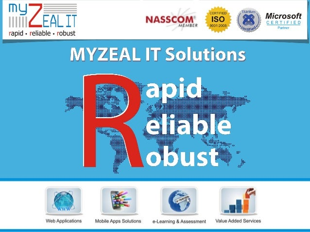 Copyright © MYZEAL IT Solutions 2013  1 of 24