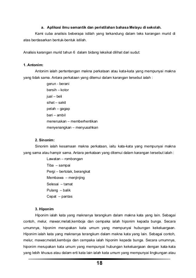 Assignment bm - semantik