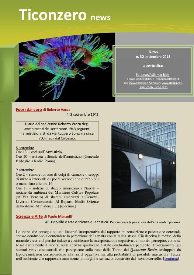 Scienza e Arte di Paolo Manzelli 46. Cervello e arte e scienza quantistica. Per rinnovare la percezione dell'arte contempo...