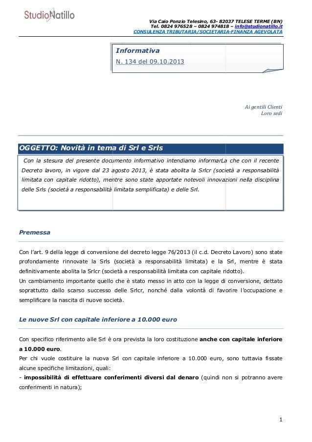 Via Caio Ponzio Telesino, 63- 82037 TELESE TERME (BN) Tel. 0824 976528 – 0824 974818 – info@studionatillo.it CONSULENZA TR...