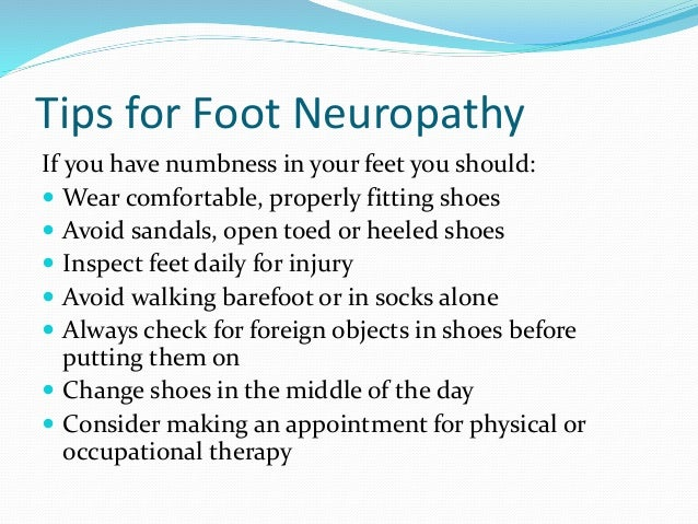 How Exercise Can Help Neuropathy