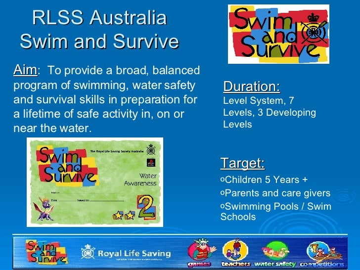 International Water Safety And Lifesaving Education By Ils
