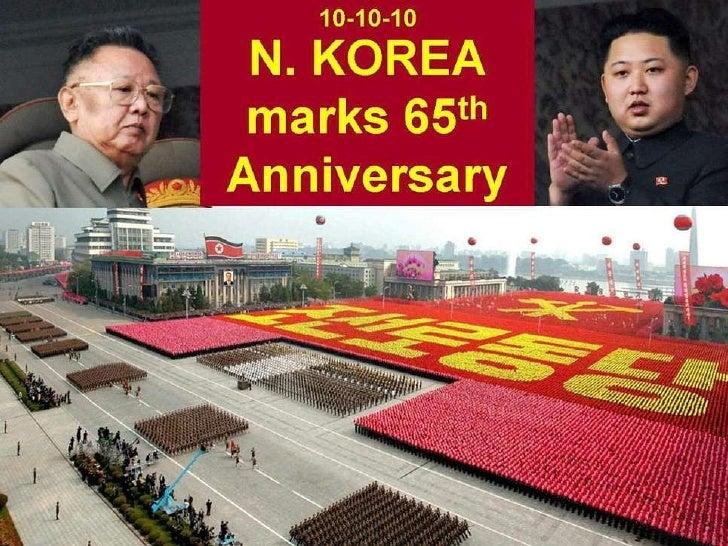 PowerPoint Show by Emerito Music: The North Korean Hellmarch  http:// www.slideshare.net/mericelene