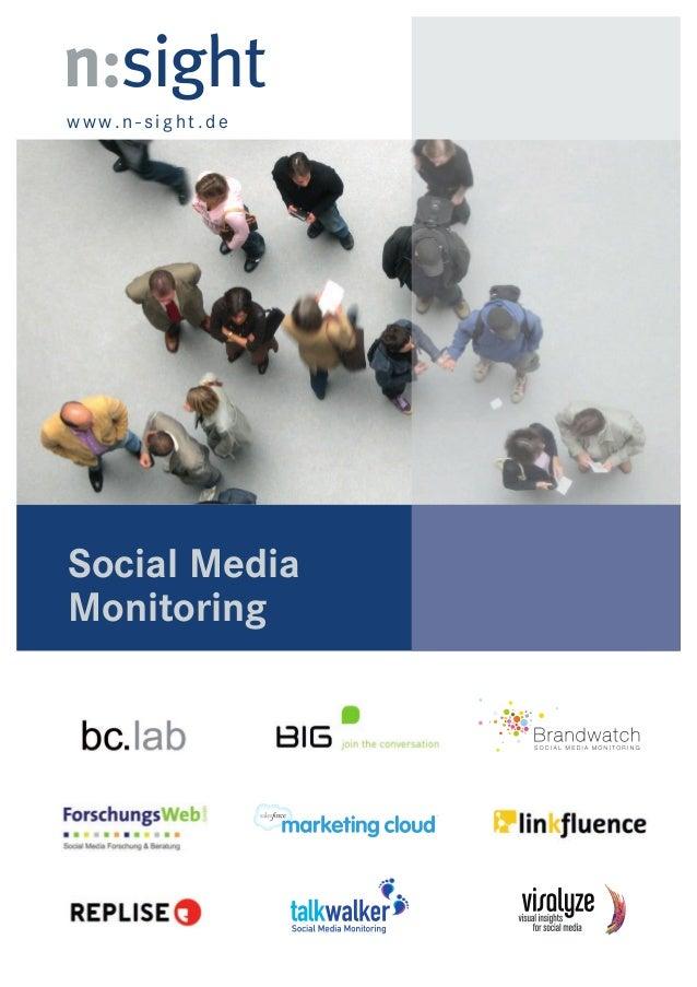 www.n-sight.deSocial MediaMonitoring