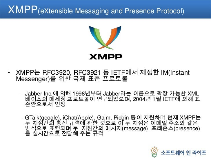 Extensible Messaging And Presence Protocol : N xmpp and android