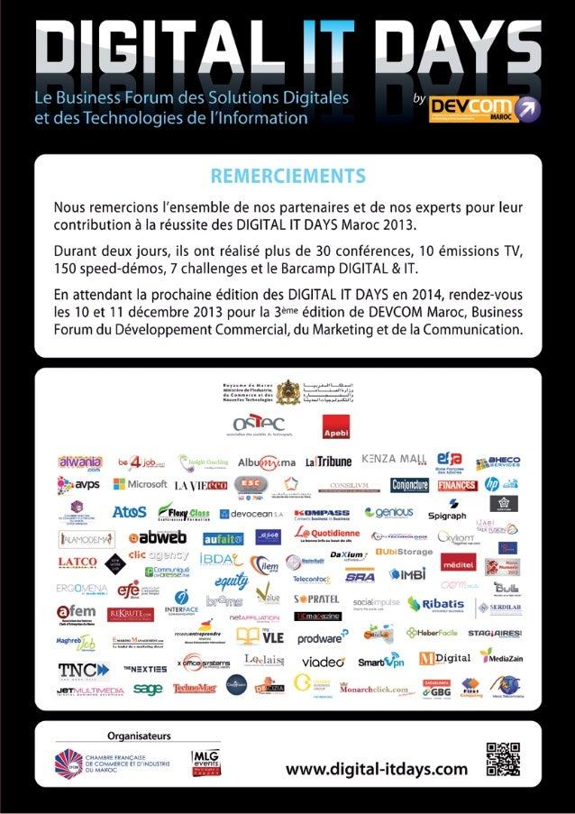 2012 TÉLÉCHARGER TELECONTACT MAROC