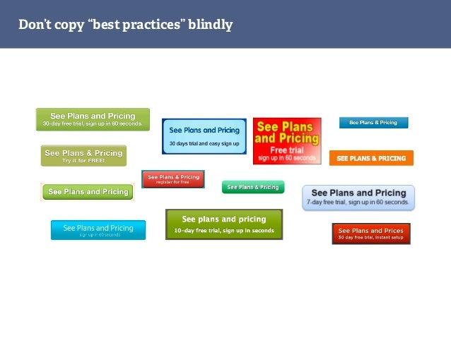 KISSmetrics Homepage Test Signup Conversion Rate KISSMETRICS A/B TESTING REPORT HTTP://KISS.LY/KMABTEST