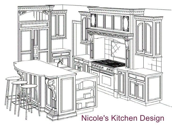 Nicole's Kitchen Design