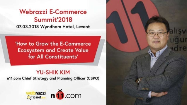 How to grow the ecosystem and create value for all constituents - Yushik Kim
