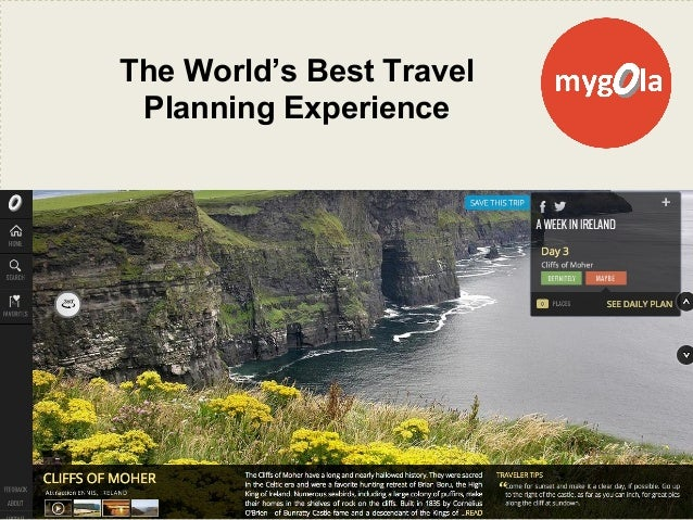 The World's Best Travel Planning Experience