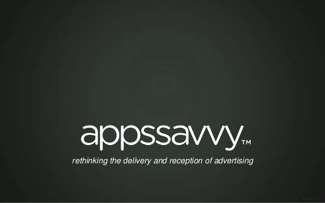 rethinking the delivery and reception of advertising
