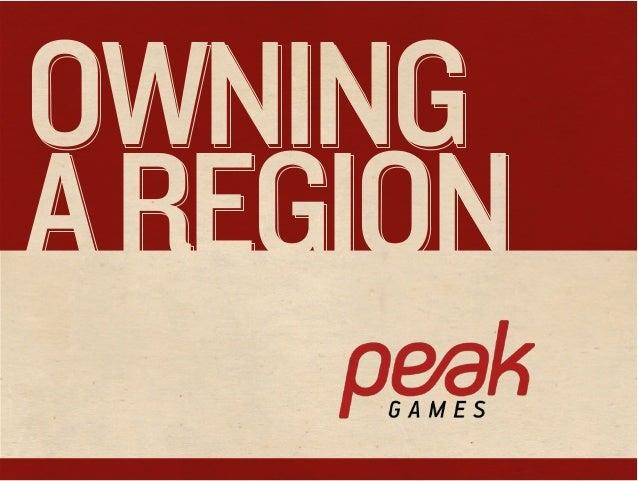 OWNING A REGION