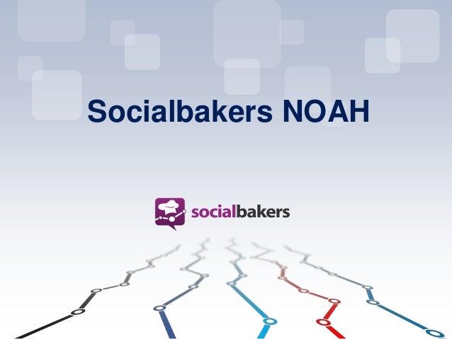 Socialbakers NOAH