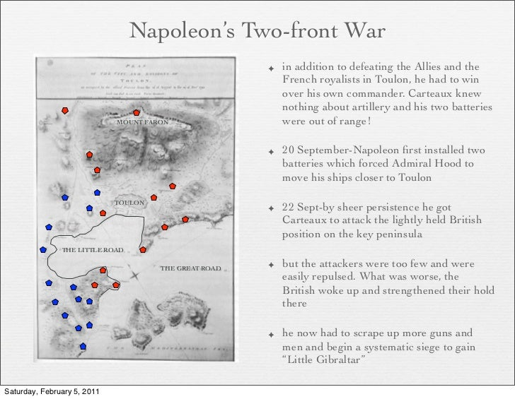 What is a two-front war?