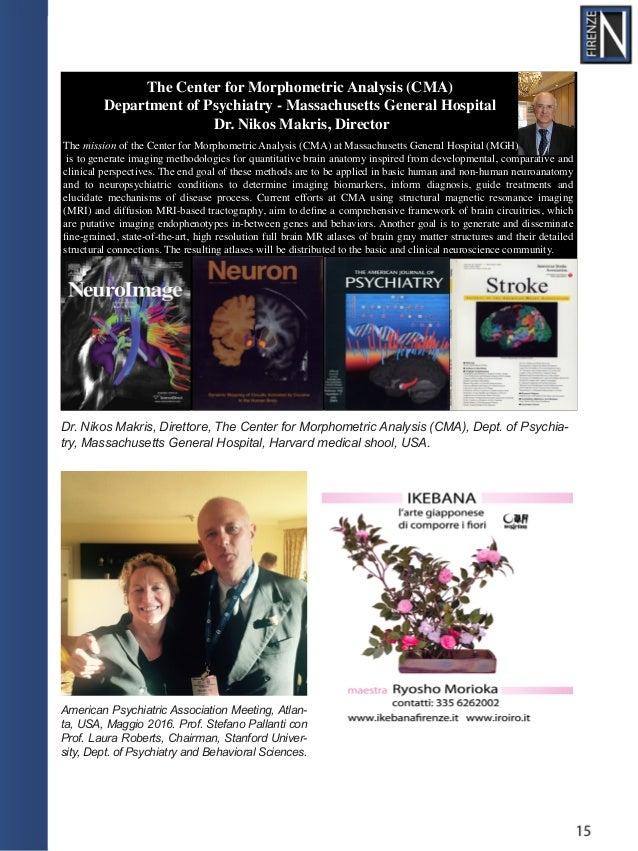 ISTITUTO DI NEUROSCIENZE Centro di Neurologia, Psichiatria e Psicologica Clinica s.r.l. Clinical Neurosciences ONLUS Migli...
