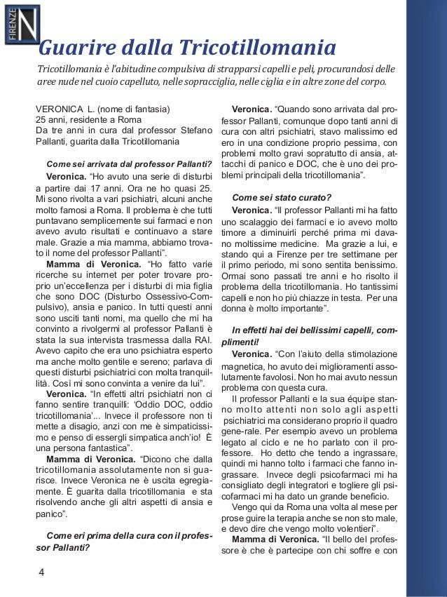 Il Prof. Pallanti ha con- tribuito con un capito- lo sulla Stimolazione Magnetica nell'Autismo che presenterà in un simpos...
