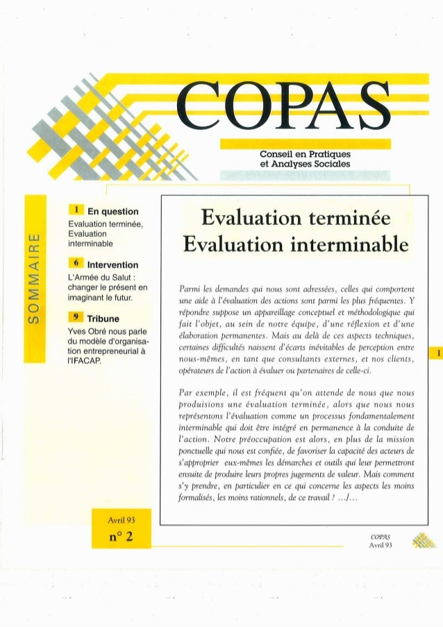 Journal COPAS n°2