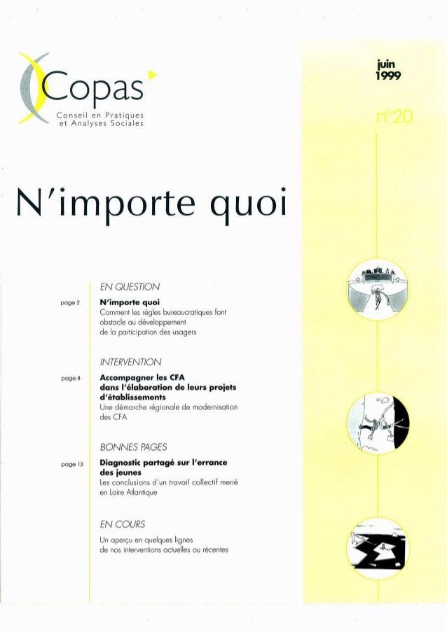 Journal COPAS n°20