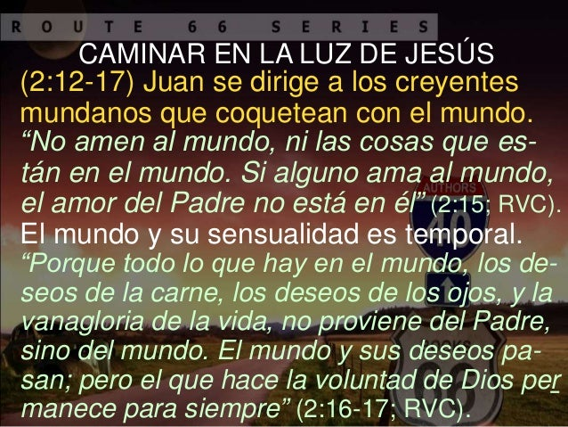 Estudio Panorámico De La Biblia 1 Juan