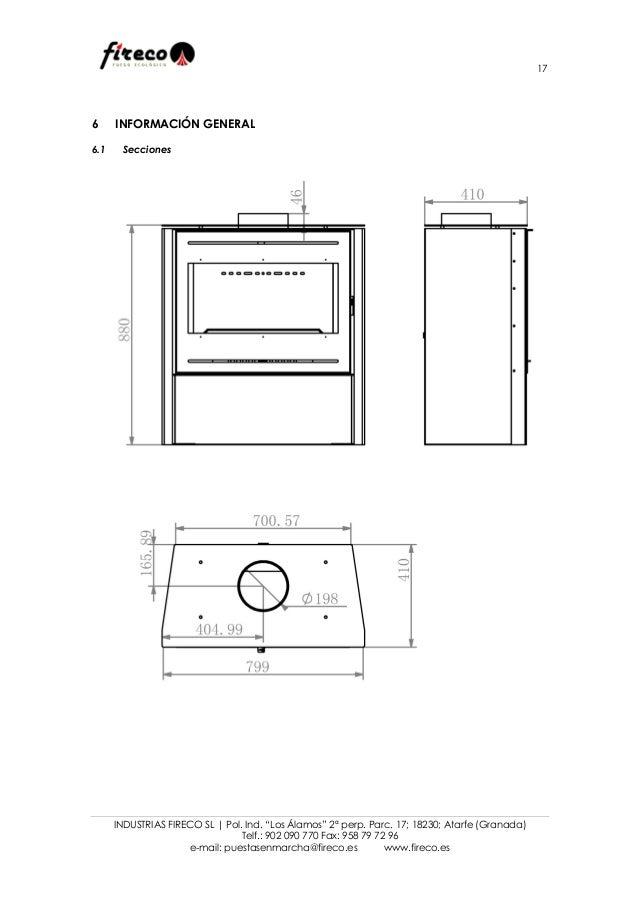 Manual de instrucciones Delos (N48)