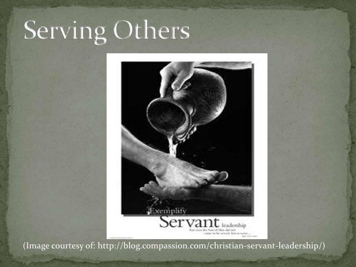 n5311 servant leadership ppt