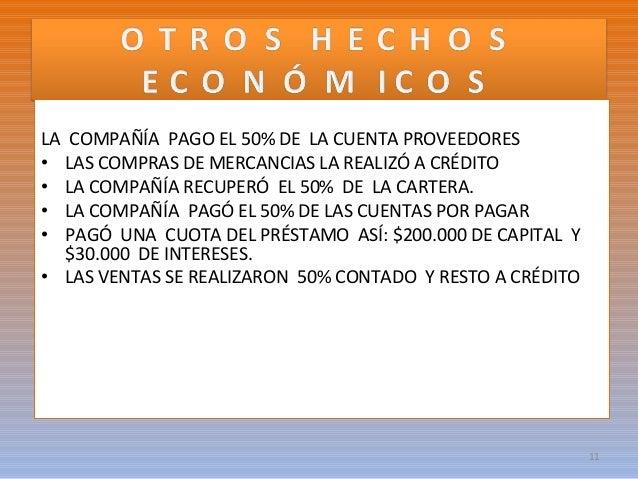 HOJA DE TRABAJO Y CONSTRUCCIÓN DE ESTADOS FINANCIEROS