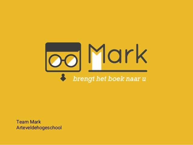 Team Mark Arteveldehogeschool