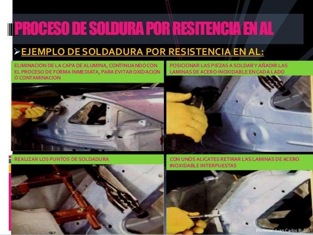 Ut 11 soldadura por puntos de resistencia - Soldadura en frio ...