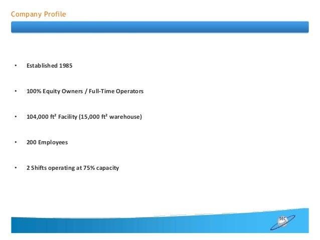 North American PCB Manufacturer Slide 3