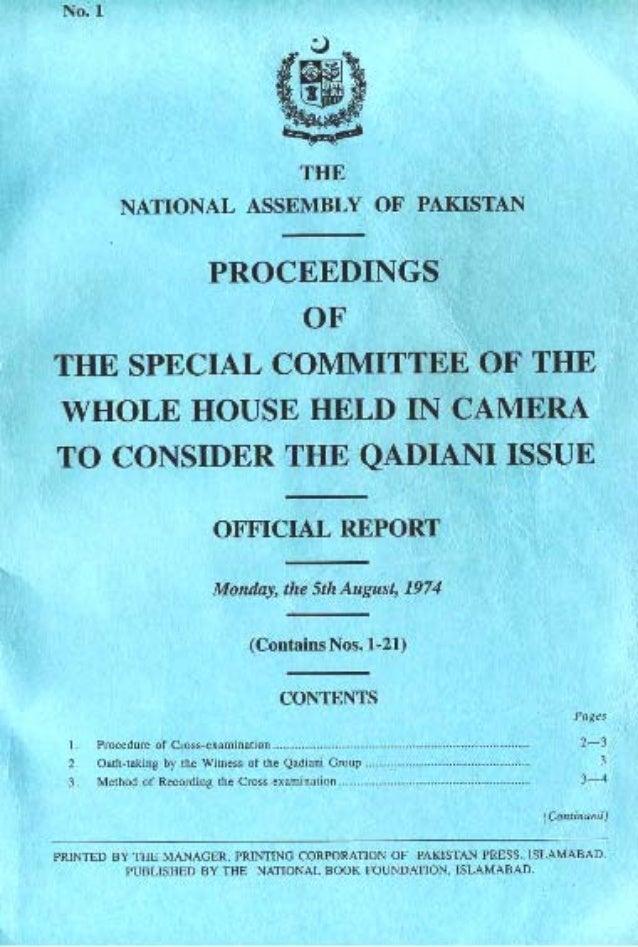 10  13~11 z  NATIONAL. ASSEMBLY 01: P A K I S T A N  ~ ~ c .l i l. 1  Mr. Yahya Bakhtiar: Sc  Mr. Yahpa Bakhtiar: And is i...