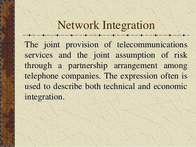 Telecommunication paper writing