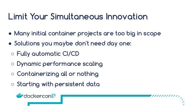 Taking Docker to Production: What You Need to Know and Decide